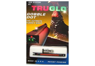 Комплект: мушка TRUGLO TG94 GOBBLE DOT универсальная и целик 0000094