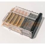 Магазин Pufgun на Вепрь-308, 7,62х51, 10 патронов, полимер, прозрачный, возможность укорочения, 111 г