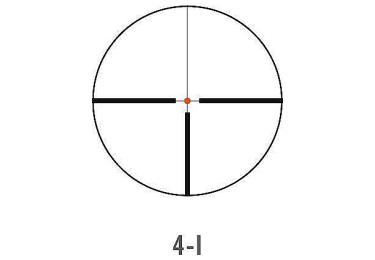 Оптический прицел Swarovski Z4i 1,25-4x24 с подсветкой (4-I)