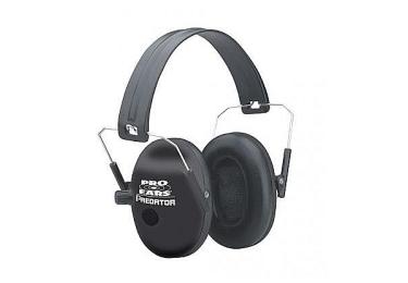 Наушники активные складные 15 дБ Pro Ears Pro 200, чёрный