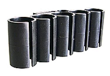 Патронташ на weaver на 5 патронов 12 калибра CAA tactical SSM, полимер, черный