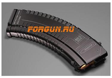 Магазин 7,62x39 мм (.30, .366 ТКМ) на 30 патронов для АК, АКМ, Вепря или Сайги, пластик, Pufgun, Mag SGA762 (G2) 30/B
