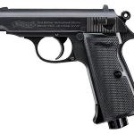 Пневматический пистолет Umarex PPK/S,  чёрный, 5.8060