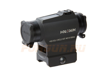 Коллиматорный прицел Holosun Micro (HS515CU)