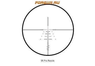 Оптический прицел Hawke +Sidewinder 30 SF 3-12×50, 30 мм, c подсветкой, отстройка параллакса, SR Pro, 17201
