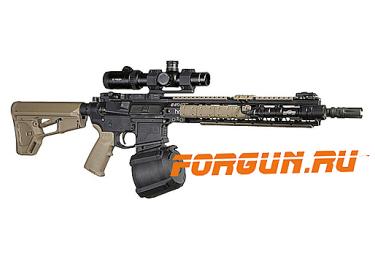 Магазин 5,56х45 мм (.223REM) на 60 патронов для M4/M16/AR15 Magpul PMAG D-60 MAG576