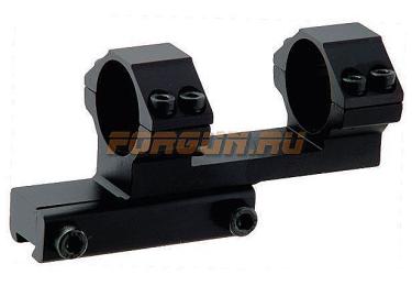 Кронштейн Leapers UTG с кольцами 25.4 мм, высокий, длина 62 мм, смещенный, RGPMOFS38-25H4