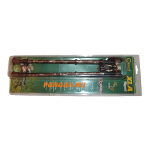Сошки для оружия Caldwell XLA Fixed (на антабку) (длина от 33 до 58,5 см), 445055, камуфляж
