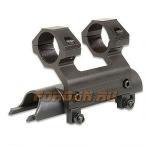 Кронштейн крышка для СКС с кольцами 25,4 мм, Leapers UTG, MNT-T640