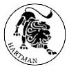 Кронштейн цевье для Сайга 12, Вепрь 12 ВПО-205, диаметр 40мм, Hartman, С340