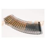 Магазин Pufgun на ВПО-136/АК/АКМ/Сайга (с сухарем), 7,62х39, 30 патронов, Gen2, полимер, прозрачный, 187 г