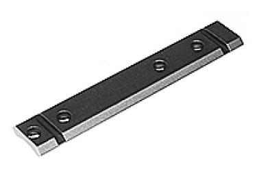 Основания Weaver для Remington, Benelli Warne A995M, алюминий (черный)