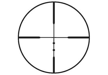 Оптический прицел Leupold VX-2 Ultralight 3-9x33 (25.4mm) матовый (LR Duplex) 110820
