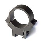 Кольца 25,4 мм на планку 12 мм высота 10 мм Warne 7.3/22 Medium, 721М, сталь (черный)