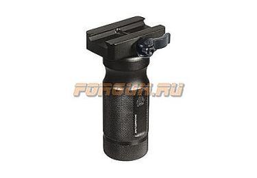 Рукоятка передняя на Weaver/Picatinny, быстросьемная, алюминий, Leapers UTG, MNT-GRP001SQ