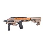 Комплект для модернизации Glock CAA tactical RONI-CBS, алюминий/полимер (черный)