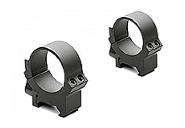 Кольца Leupold QRW (30mm) на weaver, высокие, быстросьемные, матовые 49865