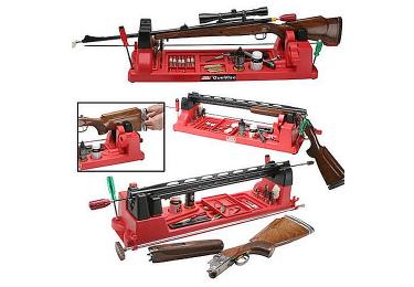 Центр для чистки и ухода за оружием MTM Gun Vise, GV30
