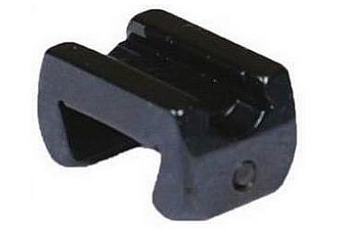 Задний бык EAW Apel под европризму с 1 поперечным винтом (верхняя часть), 416/0050