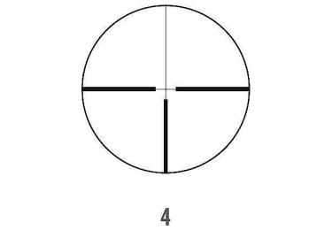 Оптический прицел Swarovski Z5 3,5-18x44 P с подсветкой (4)