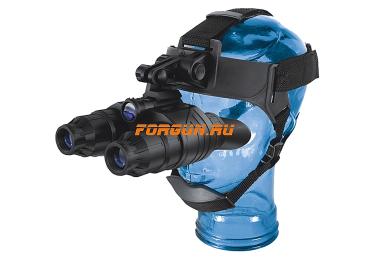 Очки бинокулярные ночного видения (CF Super) Pulsar Edge GS 1x20 с маской, 75095