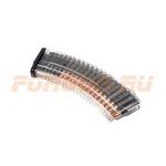 Магазин Pufgun на ВПО-209/213, .366ТКМ, 30 патронов, полимер, прозрачный, 187 г