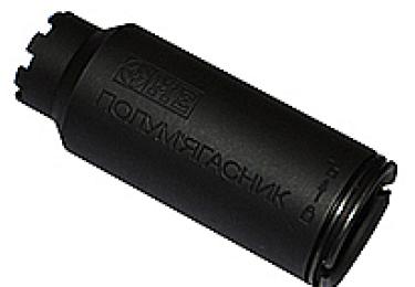 Дульный тормоз компенсатор (ДТК) 7,62/5,45/.223 для Сайга - МК и автоматы АК-74 всех модификаций с резьбой М24х1.5 ME Призрак 450024