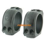 Кольца Spuhr Hunting D35мм H23mm на Blaser, без интерфейсов, небыстросьемные, HB50-23A