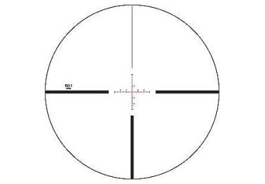 Оптический прицел Vortex Viper PST 4-16x50  (EBR-1 MOA)