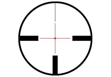 Оптический прицел Leupold VX-3L 4.5-14x50 (30mm) матовый метрический, с подсветкой (German #4 Dot) 67885