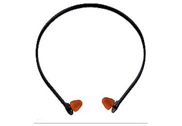 Беруши, ушные вкладыши (на ободе) Artilux Artiflex, полиуретан, оранжевый