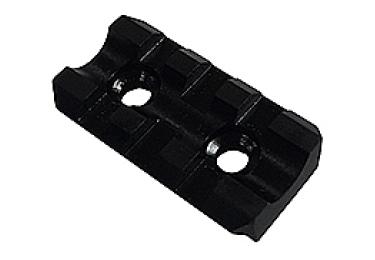 Основание Weaver L 40мм для цевья МЕ 600026 алюминий (черный)