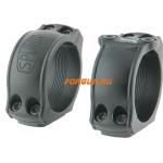 Кольца Spuhr Hunting D36мм H23mm на Blaser, c одним интерфейсом, небыстросьемные, HB60-23