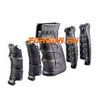 Рукоятка пистолетная для АК, Сайга или Вепрь, пластик/резина, CAA tactical UPG47