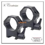 Кольца Contessa на Weaver D26mm, высота BH 26mm, быстросъемные, (SPP01/D/SR пара), сталь