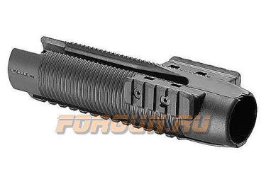 Кронштейн цевье с 3 планками Weaver/Picatinny для Mossberg 500, FAB Defense, FD-PR-MO