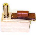 Патрон для холодной лазерной пристрелки калибра 12 GA Red-I
