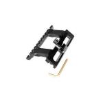 Кронштейн боковой небыстросьемный с планкой weaver для СКС ЭСТ Weaver-СКС, алюминий