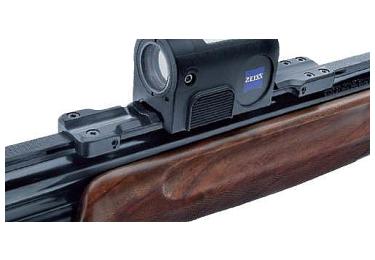 Основание Recknagel на Weaver, для установки на гладкоствольные ружья (ширина 10-11мм), 57142-0010