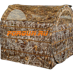 Засидка палатка на гуся Ameristep Duck Commander Bale Out Blind, цвет Realtree Max-5 camo
