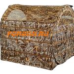 Засидка палатка на гуся Ameristep Duck Commander Bale Out Blind, цвет Realtree Max-5 camo