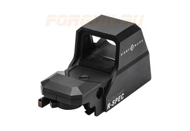 Коллиматорный прицел Sightmark Ultra Shot R-Spec на Weaver (SM26031)