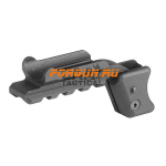 Планка Picatinny под рамку, на спусковую скобу для Glock 17/19, CAA tactical GL-A1
