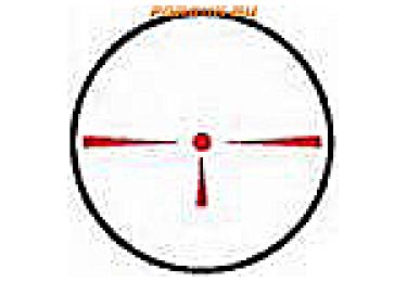 Оптический прицел Hakko 1.5-8x32 25.4мм Superb B1ERDZW-15832, с подсветкой сетки (23EP)