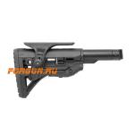 Приклад для АКМ складной (вместо складных), телескопический, щека, FAB Defense, FD-GL-SHOCK-M4-AK-CP