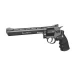 Пневматический револьвер ASG Dan Wesson 8 дюймов, цельнометаллический, 16183