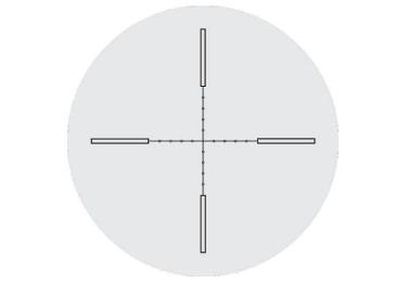 Оптический прицел Nightforce 5.5-22x50 30мм NXS .250 MOA с подсветкой (MilDot) C204