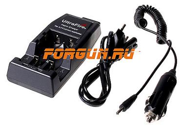 _Зарядное устройство Armytek WF139 Li-Ion двухканальное