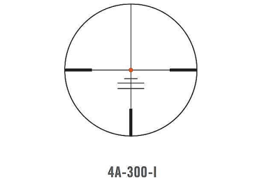 Оптический прицел Swarovski Z6i 1.7-10x42 L с подсветкой (4A-300-i)