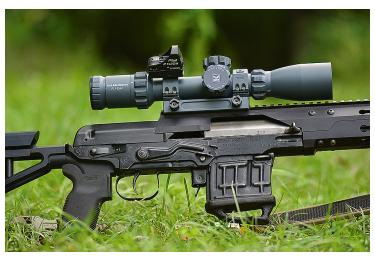 Оптический прицел ПО 3-10x40 СМ2 FFP Калашников